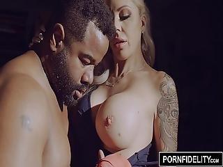 Pornfidelity Nina Elle Bred By Two Black Cocks