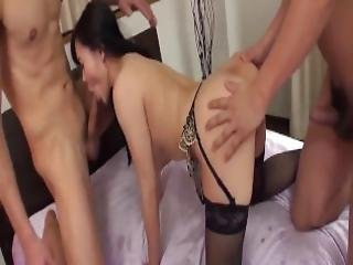 Miu Watanabe Deals More Than One Cock In Extreme Xxx