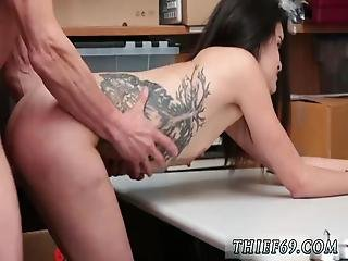 Confesses Her Sins At Gloryhole Since Already Stripped Down, Lp Officer