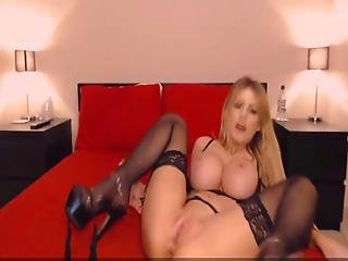 Uk Posh Pornstar Cassandra Jaymes With Huge Melons