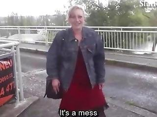 Busty, Czech, Fucking, Horny, Milf, Taxi