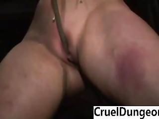 Brutal Dungeon Bondage