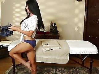Big Titted Whore Gets Facefucked