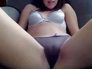 18 Ans, Amateur, Masturbation, Petits Seins, Ados, Webcam