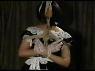 Japanese Maid Bondage