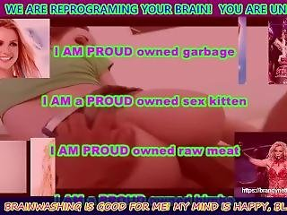 Disney Princess Ariel Bimbo Barbie Britney Brainwashing Objectified Sex Kitten