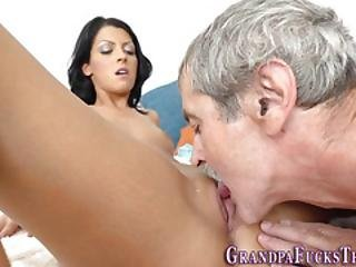 Teens Vag Licks By Gramps