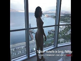 My Turkish Hotwife In Hotel