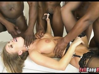Britney Amber Blacked Out
