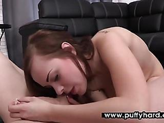 Pussy To Mouth Action For Stunning Babe Katarina