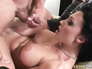 Hot Latin Milf Is Getting Banged