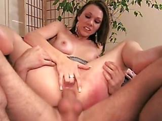 Samantha Sinn Wants To Feel Hot Cock In Her Tight Little Butthole