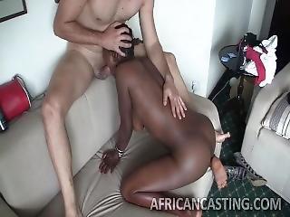 африканский, любитель, анальный, литье, черное дерево, межрасовый