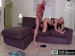 Spy Cam - Johnny Sins Destroys Kissa Sins