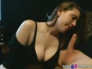 Step Sister Giving Me A Naughty Blowjob Webcam