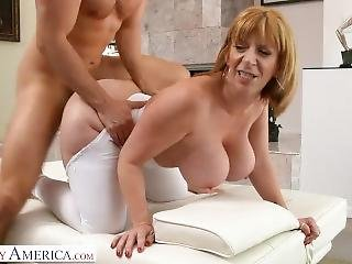 Sara Jay Fucks Her Personal Trainer