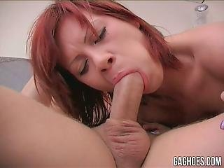 Cumshot, Deepthroat, Drool, European, Facefuck, Facial, Fucking, Gagging, Hardcore, Swallow, Teen, Throat Fuck