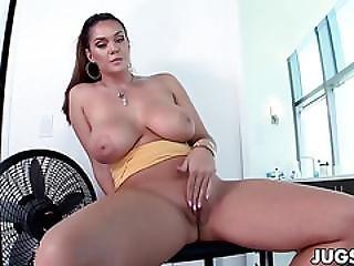 Huge Big Tits Alison Tyler Is A Tramp