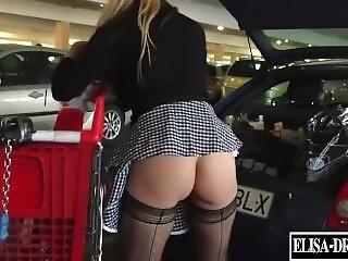 Elisa Flashing Shopping