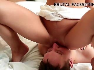Hazel Dew - Brutal-facesitting