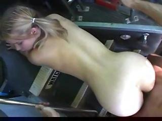 School Bus Girls 1 - Scene 1 - Misty Parks