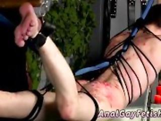 Pornographic male slave bondage and gay
