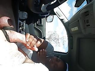 Pickup Truck Handjob