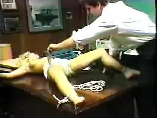 Retro Tickle On Office Desk
