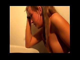 Sexy Girls Vomit Puke Puking Vomiting Gagging Barf