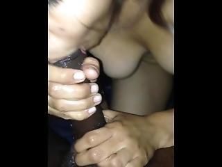 Slut Sucks Bbc