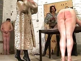 Femdom, Mistress, Spanking