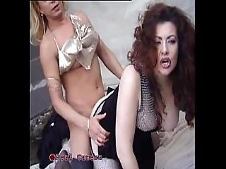 The Special Taste Of A Transsexual Cock
