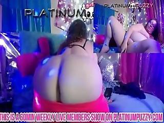 Bbw Porn Star Platinum Puzzy Website Members Show