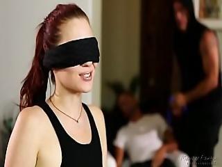 Romantic Roleplay Turns Into Cuckold Action - Jessica Ryan Derrick Pierce