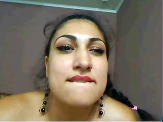 Persian Mother Has Big Hairy Pussy