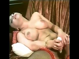 Young Clyda Rosen Scary Hairy In A Threesome