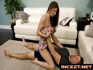 Daddy Daughter Wrestle 1 2