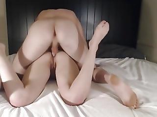 Horny Babe Loves Hardcore Anal Fuck