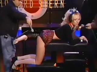 Howard Stern Show - Jennifer Krum Miss Amputee On The Robospanker