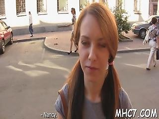 Amateur Skinny Euro Teen Cheats Her Guy