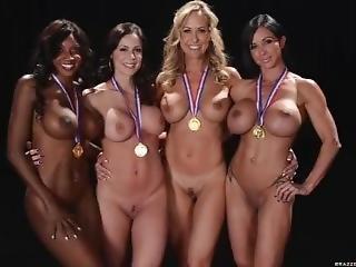 Miss Biceps Porn Star