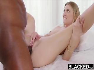 Blacked Natalia Starr Meets Mandingo