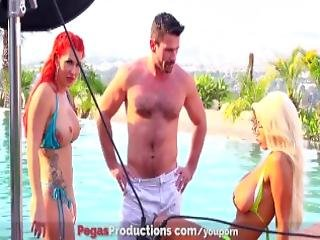 Compilation Bloopers De Pegas Productions Part 3