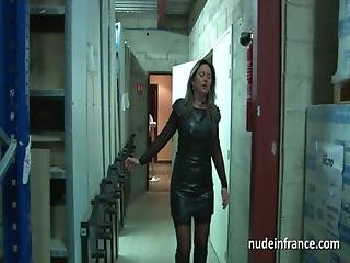 Amateur, Anal, Ass, Boss, European, French, Fucking, Hardcore, Mature, Milf, Penetration, Sex, Threesome, Workplace