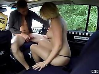 Czech, Taxi