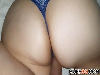 Big Booty Babe Gets Fucked