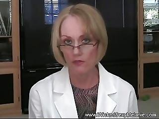 Gilf Goes To Her Doctors Office
