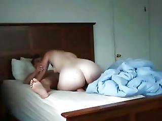 Hot Mom Films Herself With Her Sons Friend