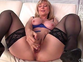 Mature masturbate tube