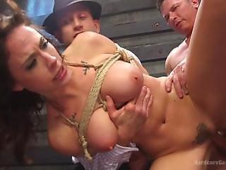 Chanel Preston - Hardcore Gangbang